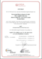SCC Certification Ferrostaal Piping Supply GmbH DE